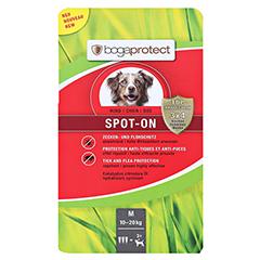 BOGAPROTECT SPOT-ON Hund M 3x2.2 Milliliter - Vorderseite