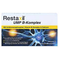 RESTAXIL UMP B-Komplex Kapseln 30 Stück - Vorderseite
