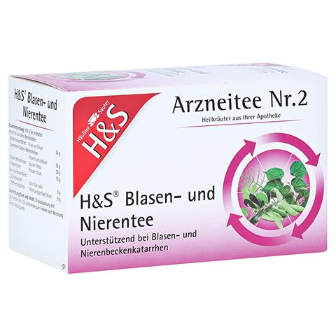 H&S Blasen-und Nierentee 20x2.0 Gramm