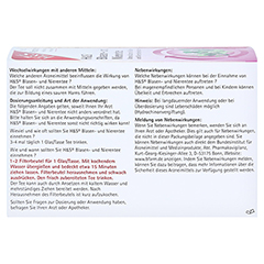 H&S Blasen-und Nierentee 20x2.0 Gramm - Rückseite