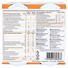 RESOURCE Fruit Orange 4x200 Milliliter - Unterseite