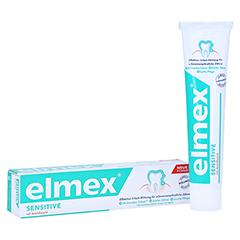 ELMEX SENSITIVE Zahnpasta 75 Milliliter