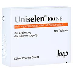 UNISELEN 100 NE Tabletten 1x100 Stück