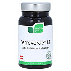 Ferroverde 14-60 Kapseln 60 Stück