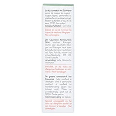 Avène Couvrance Korrektur Stick grün 1 Stück - Rückseite
