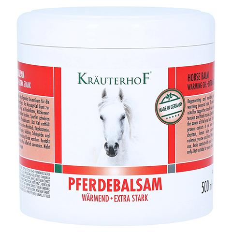Pferdebalsam Wärmend Kräuterhof 500 Milliliter
