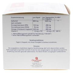 DOPPELHERZ Seefischoel Omega-3 800 mg Kapseln 240 Stück - Linke Seite