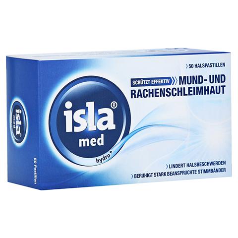ISLA MED hydro+ Pastillen 50 Stück