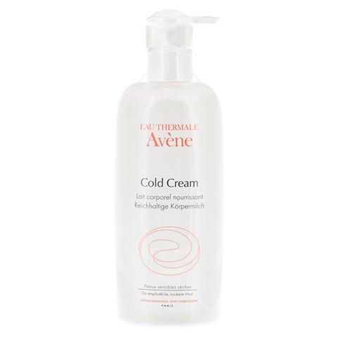 AVENE Cold Cream reichhaltige Körpermilch 400 Milliliter