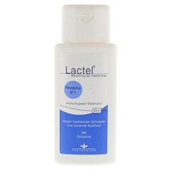 LACTEL Nr. 1 Schuppen Shampoo 125 Milliliter
