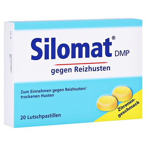 Silomat DMP 10,5mg/Lutschpastille 20 Stück N2