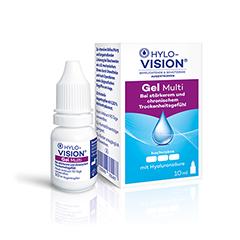 Hylo-vision Gel Multi 10 Milliliter