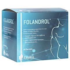 FOLANDROL Pulver 60x3.5 Gramm