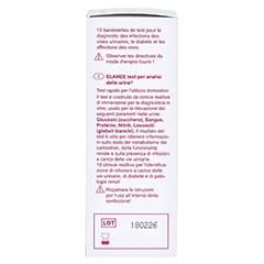 ELANEE Urin-Kontrolltest 5 10 Stück - Rechte Seite