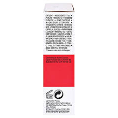 La Roche-Posay Toleriane Mineral Kompakt-Puder Make-up mit LSF 25 Beige Clair Nr. 11 + gratis La Roche Posay Toleriane Sensitive 15 ml 9 Gramm - Rechte Seite