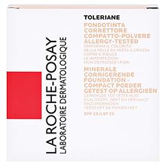 La Roche-Posay Toleriane Mineral Kompakt-Puder Make-up mit LSF 25 Beige Clair Nr. 11 + gratis La Roche Posay Toleriane Sensitive 15 ml 9 Gramm - Rückseite