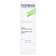 Exfoliac Creme 30 Milliliter - Vorderseite