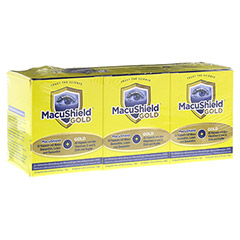 MACUSHIELD GOLD 90+180 Kapseln 270 Stück