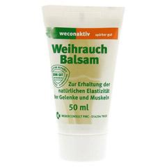 WECONAKTIV Weihrauch Balsam 50 Milliliter