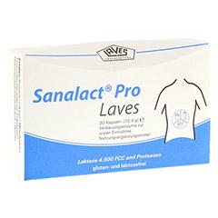 SANALACT Pro Laves Kapseln 30 Stück