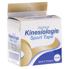 KINESIOLOGIE Sport Tape 5 cmx5 m beige 1 Stück
