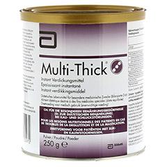 MULTI THICK Instant-Verdickungsmittel Pulver 250 Gramm