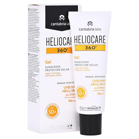 HELIOCARE 360° Gel SPF 50+ 50 Milliliter