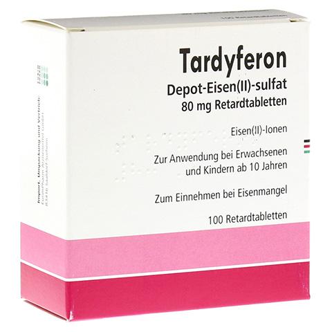 Tardyferon Depot-Eisen(II)-sulfat 80mg 100 Stück N3