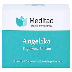 MEDITAO Angelikabalsam 30 Milliliter - Vorderseite