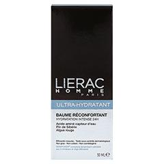 LIERAC Homme Ultra Hydratant Balsam 50 Milliliter - Rückseite