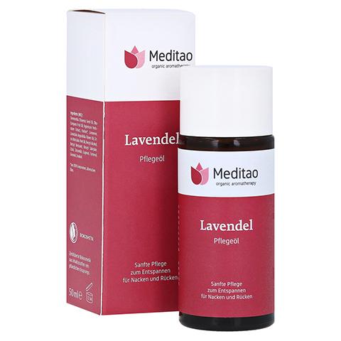 MEDITAO Lavendelöl 50 Milliliter