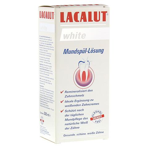 LACALUT white Mundspül-Lösung 300 Milliliter