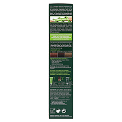 LOGONA Pflanzen Haarfarbe Creme 230 maronenbraun 150 Milliliter - Linke Seite