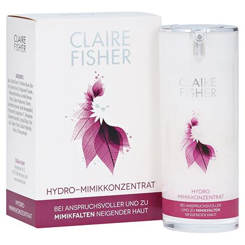 CLAIRE FISHER Hydro-Mimikkonzentrat 15 Milliliter