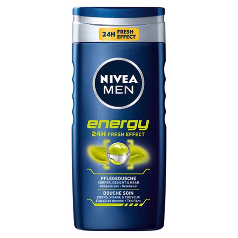 NIVEA MEN Dusche energy 250 Milliliter