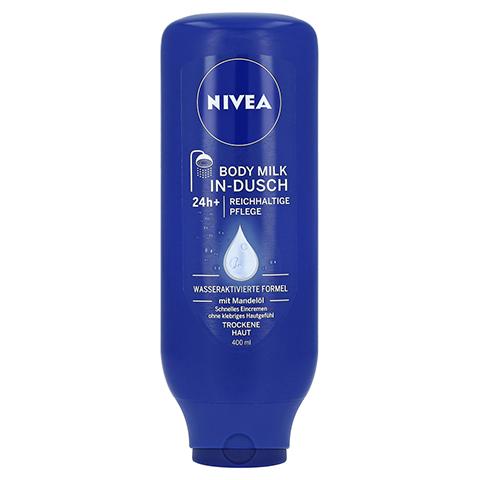 NIVEA BODY In-Dusch Milk 400 Milliliter