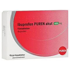 Ibuprofen PUREN akut 400mg 20 Stück