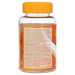 YaYaBeans Orange Multivitamin + Zink und Jod 90 Stück - Rechte Seite