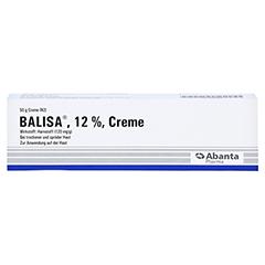 Balisa 12% 50 Gramm N2 - Vorderseite