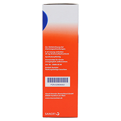 Mucosolvan Kindersaft 30mg/5ml 250 Milliliter N3 - Rechte Seite
