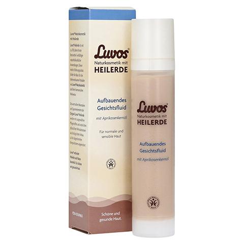 Luvos Gesichtsfluid Basispflege aufbauend 50 Milliliter