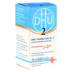 BIOCHEMIE DHU 2 Calcium phosphoricum D 12 Globuli 10 Gramm N1