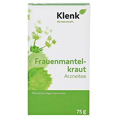 Frauenmantelkraut Tee 75 Gramm - Vorderseite