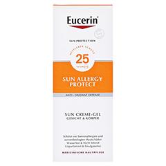 EUCERIN Sun Allergie Schutz Creme-Gel LSF 25 150 Milliliter - Vorderseite