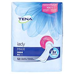 TENA LADY maxi Einlagen 12x12 Stück - Vorderseite