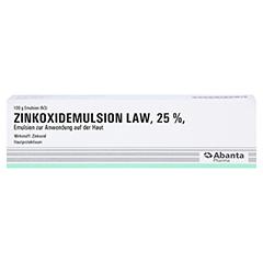 ZINKOXID Emulsion LAW 100 Gramm N3 - Vorderseite