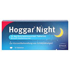 Hoggar Night 10 Stück N1 - Vorderseite