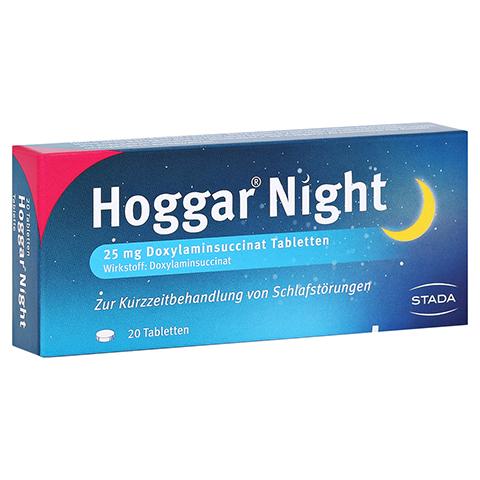 Hoggar Night 20 Stück N2
