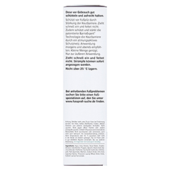 ALLPRESAN diabetic Protect Schaum-Creme 125 Milliliter - Rechte Seite