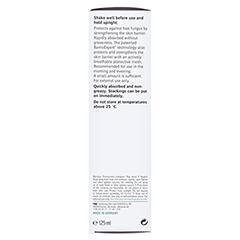 ALLPRESAN diabetic Protect Schaum-Creme 125 Milliliter - Linke Seite